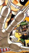 Buchi Manga Color Scheme