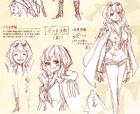 Concept Art de Isuka