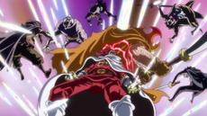 Ichiji ataca a Oven