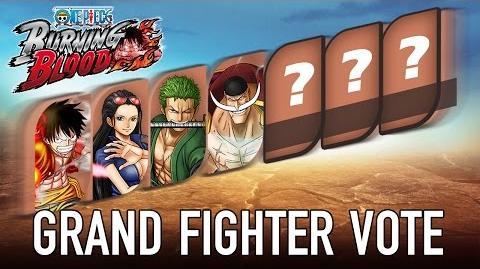 CuBaN VeRcEttI/Los fans de One Piece: Burning Blood elegirán cuáles serán sus nuevos personajes