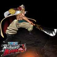 One Piece Burning Blood Myth Whitebeard (Artwork)