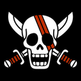 Red Hair Pirates Portrait