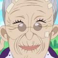 Abuela del Barto Club portrait
