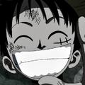 Luffy preso portrait