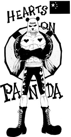 Vol. 7 extra 56 - Pandaman