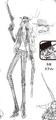 Charlotte Effilée Manga Concept Art