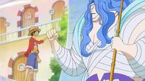 Fukaboshi Thanks Luffy