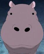 Hipopótamo de Impel Down