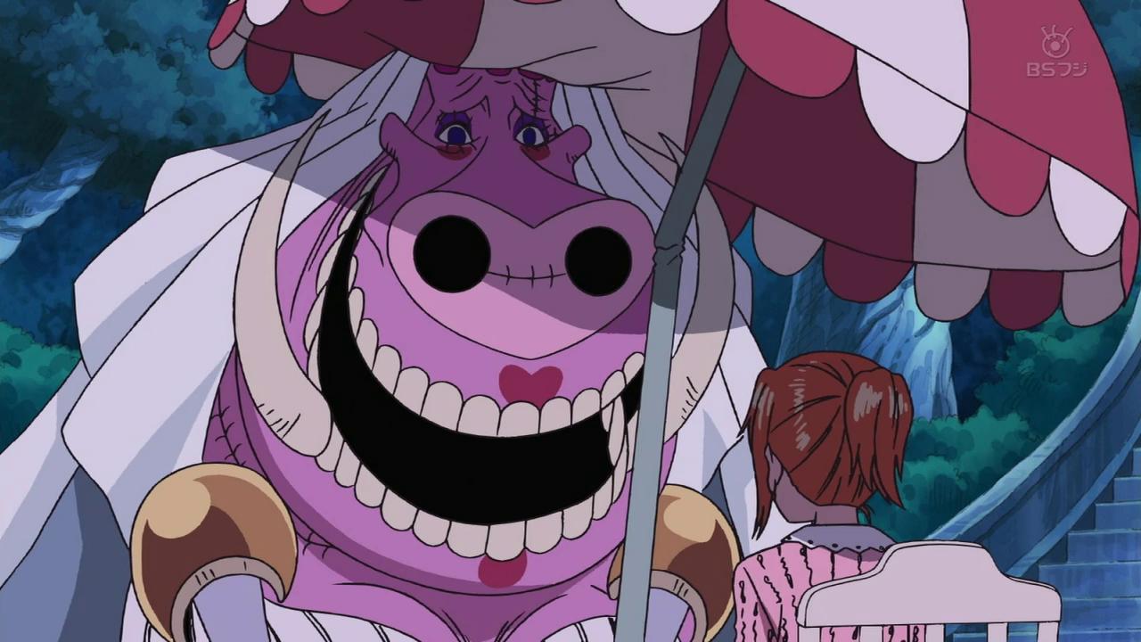 Lola One Piece Wiki Fandom Powered By Wikia