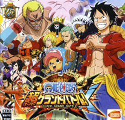 One Piece Super Grand Battle! X
