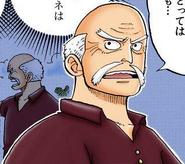 Poro Digitally Colored Manga