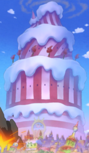 Whole Cake Chateau