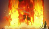 Firs esplode