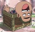 Gaimon Trapped in the Treasure Chest