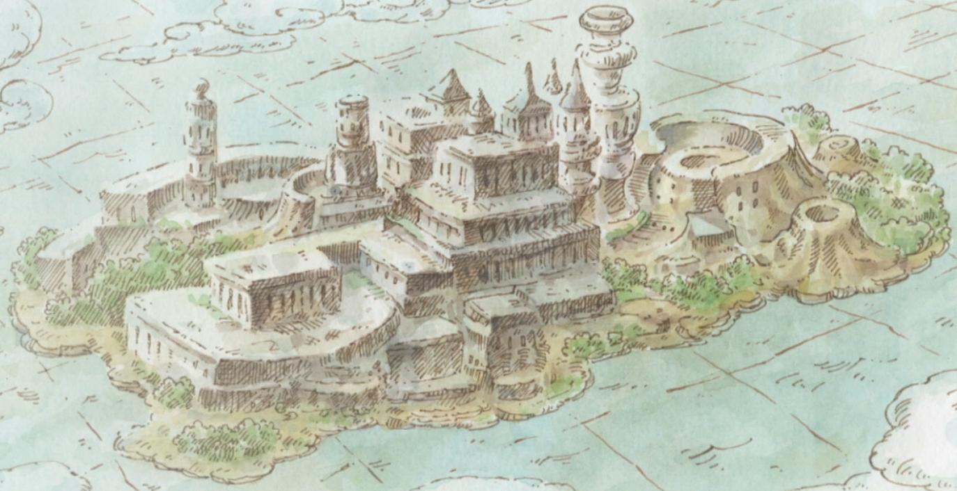 Inilah 20 Kerajaan Pendiri World Government di One Piece
