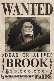 Brook Alive Bounty Poster