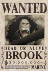 Brook Alive Bounty Poster