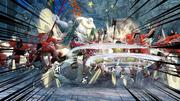 Luffy Rushes Through New Fish-Man Pirates (Pirate Warriors 3)