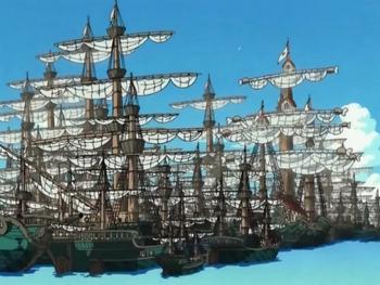 Navios da Marinha