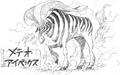 Meteor Ibex Concept Art