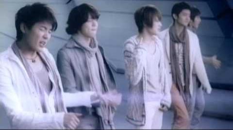 Share The World - TVXQ Videoclip