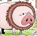 Lionbuta Digital Colored Manga