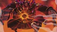 Monkey D. Luffy Hits Magellan With Gomu Gomu no Jet Bazooka