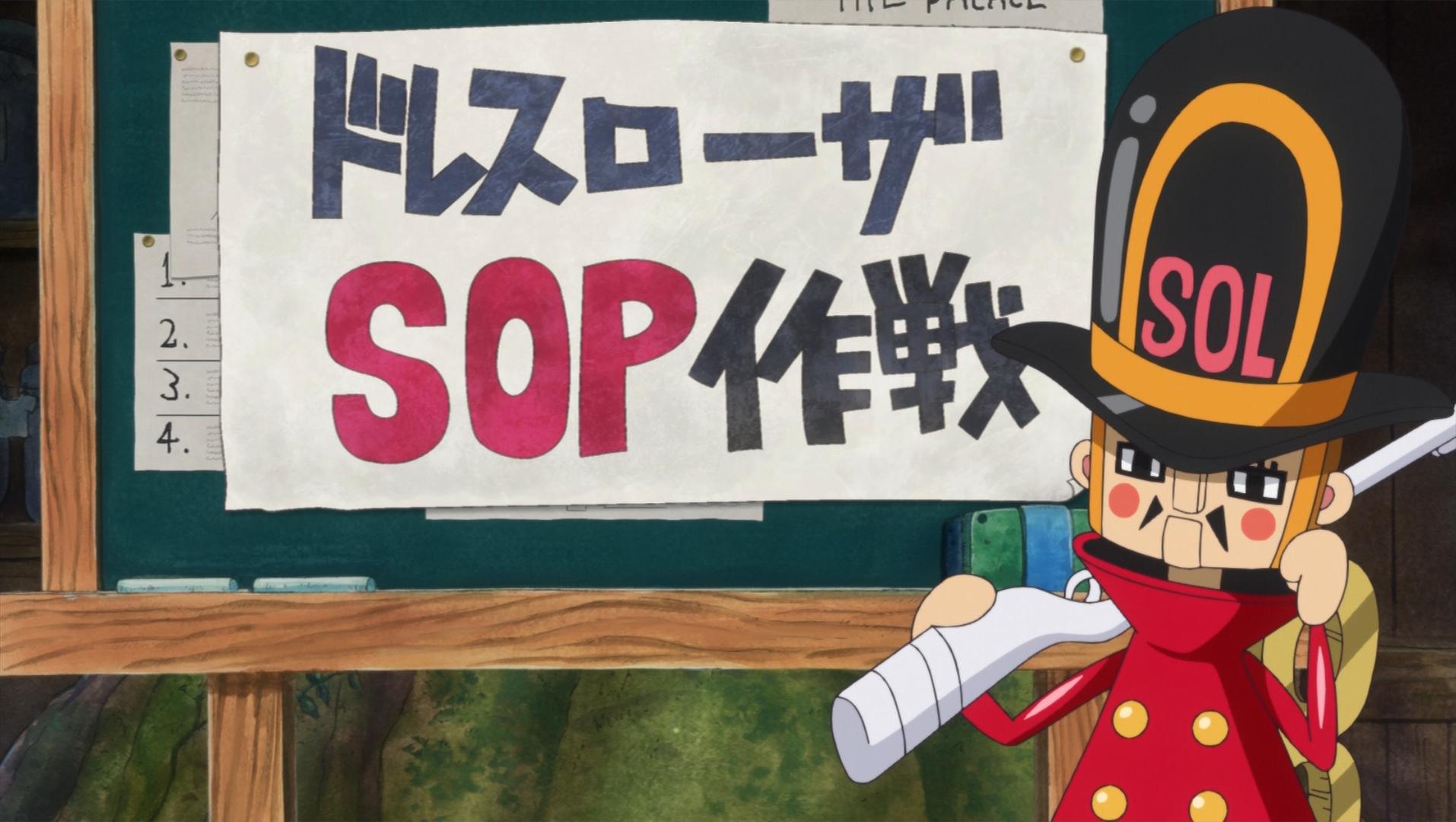 Operation SOP | One Piece Wiki | FANDOM powered by Wikia
