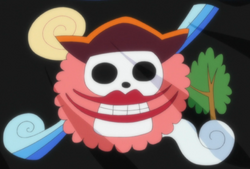 Piratas de Big Mom Jolly Roger