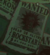 Rockstar's Wanted Poster
