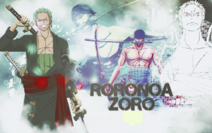 Roronoa zoro wallpaper by doctternaturalock-d74gx1a