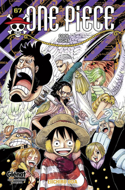 Tome 67 Couverture VF Infobox