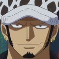 Trafalgar Law Portrait