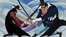 Vista vs. Mihawk