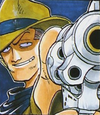 Wild Joe Manga Infobox