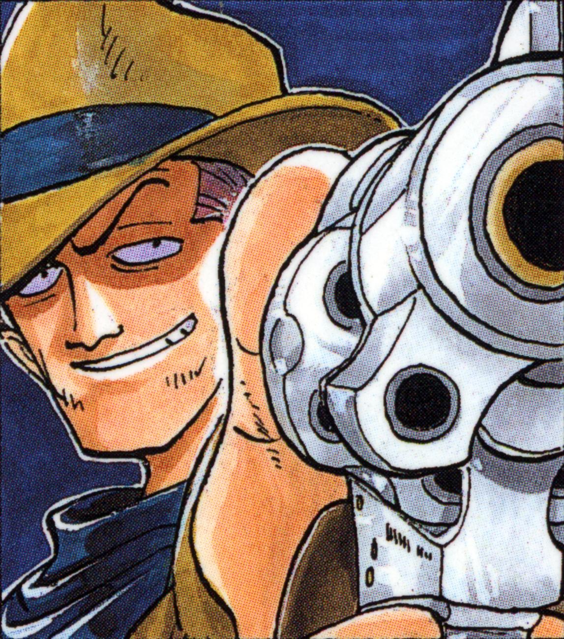 Wild Joe Manga Infobox
