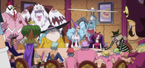 Big Mom Pirates Convene