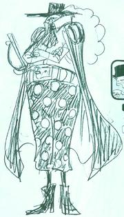 Charlotte Montb Manga Concept Art
