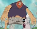 Haguar D. Sauro Anime Infobox