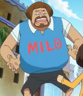 Milo Anime Infobox