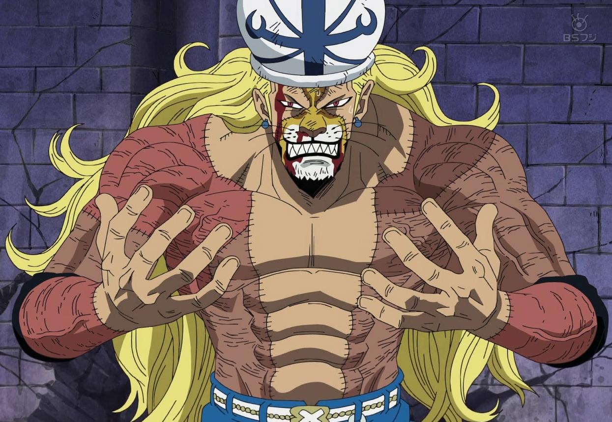 Absalom | One Piece Wiki | Fandom