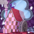 Brûlée's House Mirro-World
