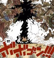 Liberation color manga