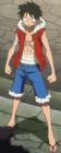 Luffy 3D2Y