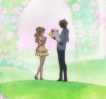 Sanji se reúne con Purin