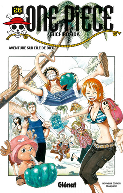 Tome 26 Couverture VF Infobox