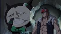 Bill y Tanaka