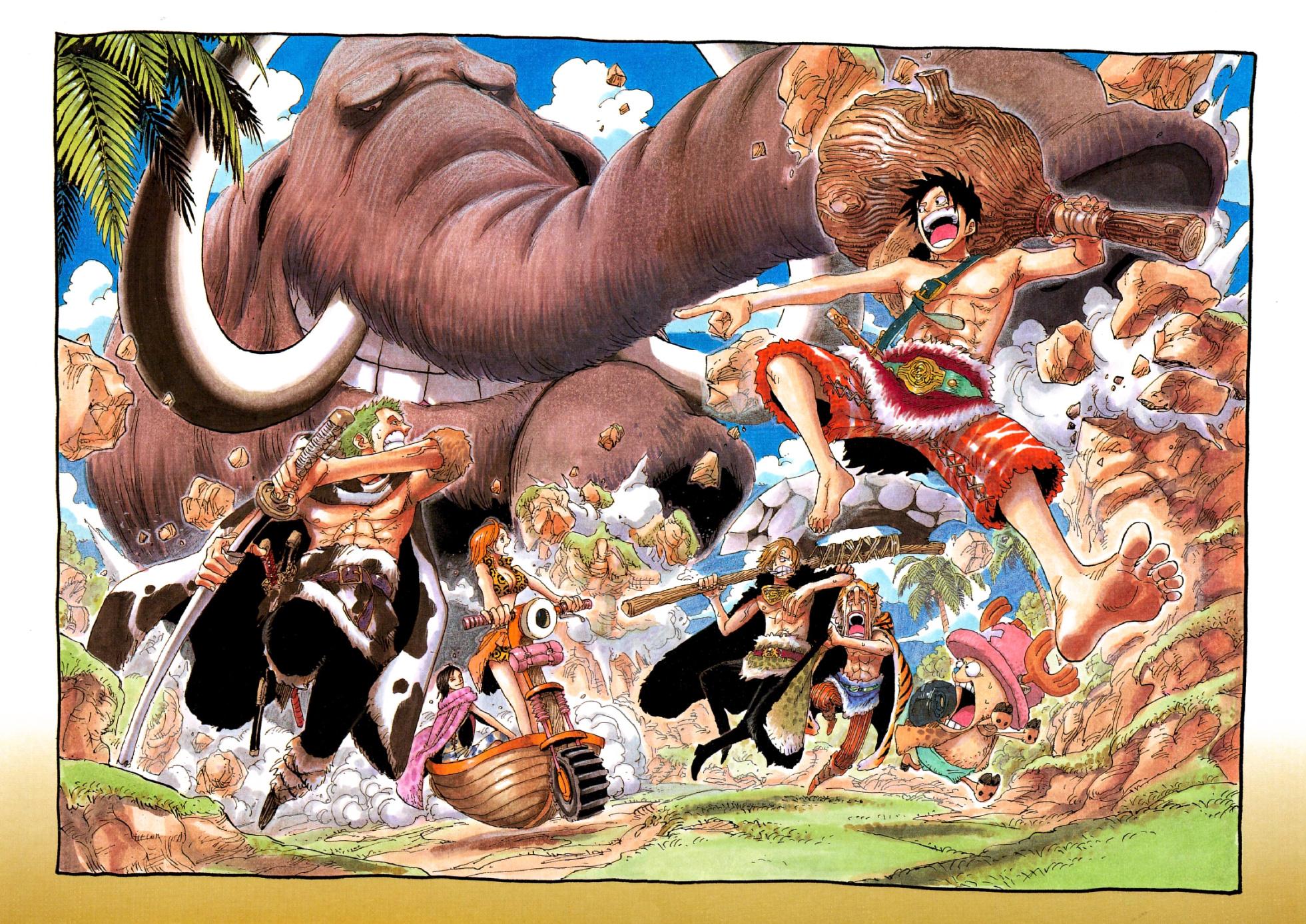 Chapter 401 | One Piece Wiki | FANDOM powered by Wikia