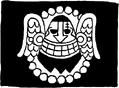 Fallen Monk Pirates' Jolly Roger