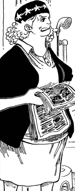 Ipponume Manga Infobox